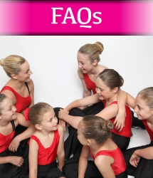 Joanna Mardon School of Dance - Contact us