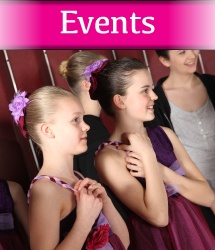 Exeter Dance Events at Joanna Mardon School of Dance Find out more
