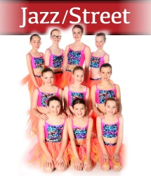 Exeter Jazz Dance School Joanna Mardon School of Dance Find out more