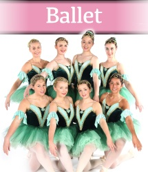 Joanna Mardon School of Dance - Ballet Dance Classes