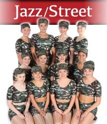 Joanna Mardon School of Dance, Exeter - Jazz/Street header