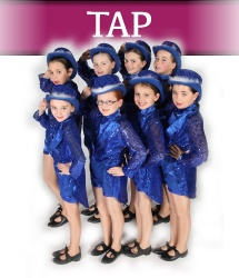 Joanna Mardon School of Dance - Tap Dance Classes
