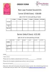 Joanna Mardon School of Dance (Exeter) hooded sweatshirt order form pdf