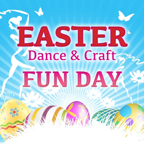 Joanna Mardon School of Dance Easter Dance & Craft Fun Day 2014