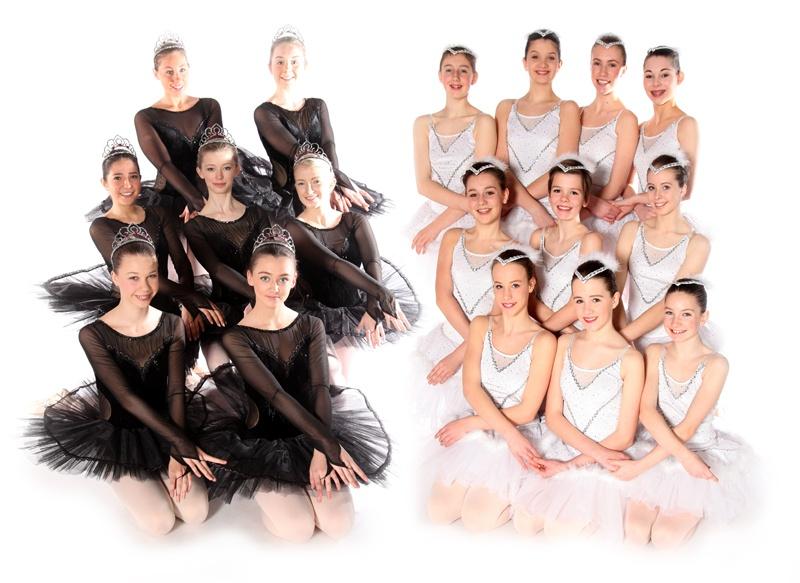 Exeter Performance Ballet Pupils from Joanna Mardon School of Dance