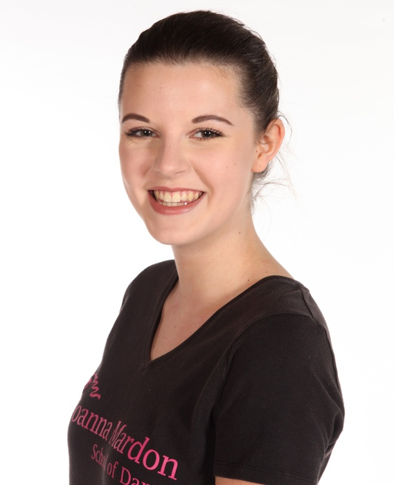 Hollie Maddocks Senior Ballet Assistant Exeter Joanna Mardon School of Dance